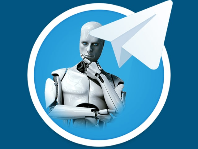 use telegram bots
